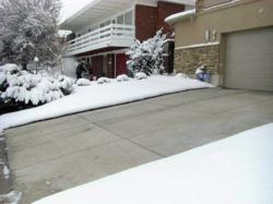 Driveway Snowmelt