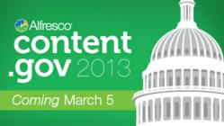 Open Government, ECM, Zia Consulting, Alfresco