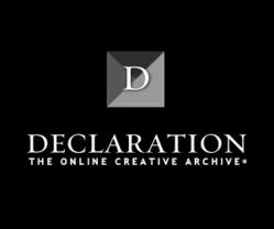 Declaration - The Online Creative Archive