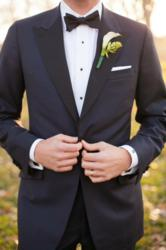 Tom James Custom Suit