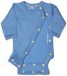 Preemie onesie designed for NICU