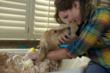 SpongeBuddies The Dog Grooming Sponge Teams Up with Olate Dogs,...