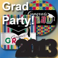 2013 Graduation Decorations