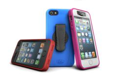 The iSkin revo 360 Edition case for the iPhone 5