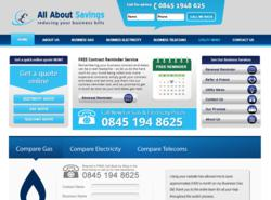 All About Savings - The UK Business Energy Specialists