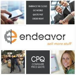 SugarCRM & EndeavorCPQ Providing Sales Reps What They Need to Sell & Close