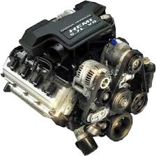 Dodge Ram 1500 Engine