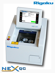 Rigaku NEX QC - EDXRF Analyzer