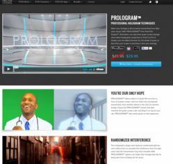 Final Cut Pro X Hologram Plugin - FCPX Holographic Effects - ProLogram