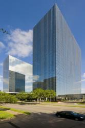 11 Greenway Plaza is the new corporate headquarters for Camden Property Trust.