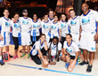 The DIRECTV White Team - Credit: New York Daily News