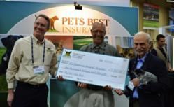 My Vet's the Best 2012 grand prize winner