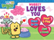 Wubbzy Loves You app cover page
