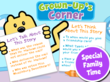 Wubbzy Loves You Grown-Up's Corner