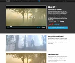 FCPX Plugins - Final Cut Pro X Effects - Pixel Film Studios - ProFog