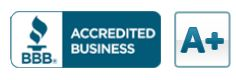 RapidsWholesale.com rated A+ by BBB