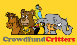 Crowdfund Critters - Funding For Dog, Cat, Horse & Exotic Animal Rescues
