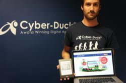 Cyber-Duck Responsive Web Design