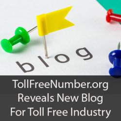Logan Marshall Reveals New Toll Free Number Blog