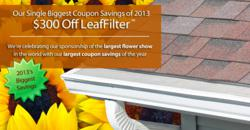 Leaf Filter Gutter Guards