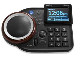 Clarity® Fortissimo™ Extra Loud Remote Controlled Speakerphone