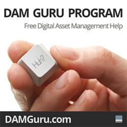 DAM Guru Program connects DAM Newbies with DAM Experts will to help.