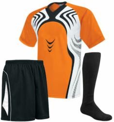 New Soccer Uniforms for 2013