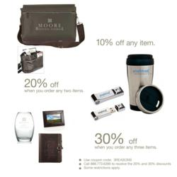 10-20-30 promotion from BrandingIronStudios.com