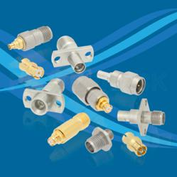 smp adapters and mini-smp adapters new from pasternack