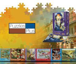 Custom Promotional Puzzles