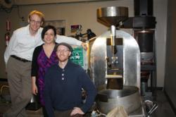 solar roast coffee, green business, franchise