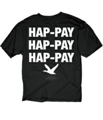 Hap-Pay Duck Dynasty T-shirt