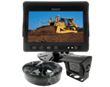 Backup Camera System for Construction and Agriculture Heavy Equipment