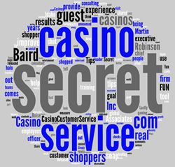 Casino Secret Shopper