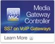 SVI: Media Gateway Controller