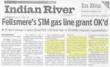 Fellsmere Natural Gas Pipeline Grant Approved