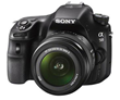 Sony SLT-A58 DSLR Camera