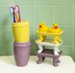Whimsical Set Brings Life to the Bathroom