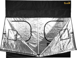 The popular 5'x9' Gorilla Grow Tent is SOLD OUT until April 1st