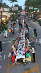 Downtown Delray Beach Savor the Avenue 2013
