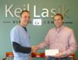 Keil Lasik Vision Center Awards Keil Lasik Medical Mission Grant to Dr. James Singer