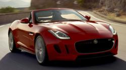 New Jaguar F type out in the Spring of 2013