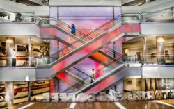 Chevy Chase Pavilion New Atrium