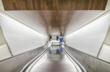 Chevy Chase Pavilion New Metro Escalators