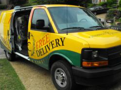 dry-cleaners-Birmingham-Champion-cleaners-delivery-van
