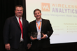 Wireless Analytics Honored with Industry Award at AOTMP 2013 Conference