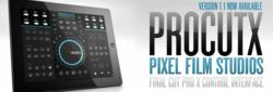 FCPX ipad application controller - Final Cut Pro X ipad app - Procutx