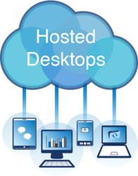 GreenQube Cloud Hosted Desktop Diagram
