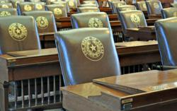 Seats in the Texas House of Representatives
