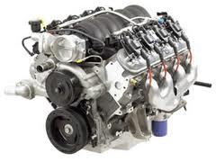OEM Chevy Crate Engines